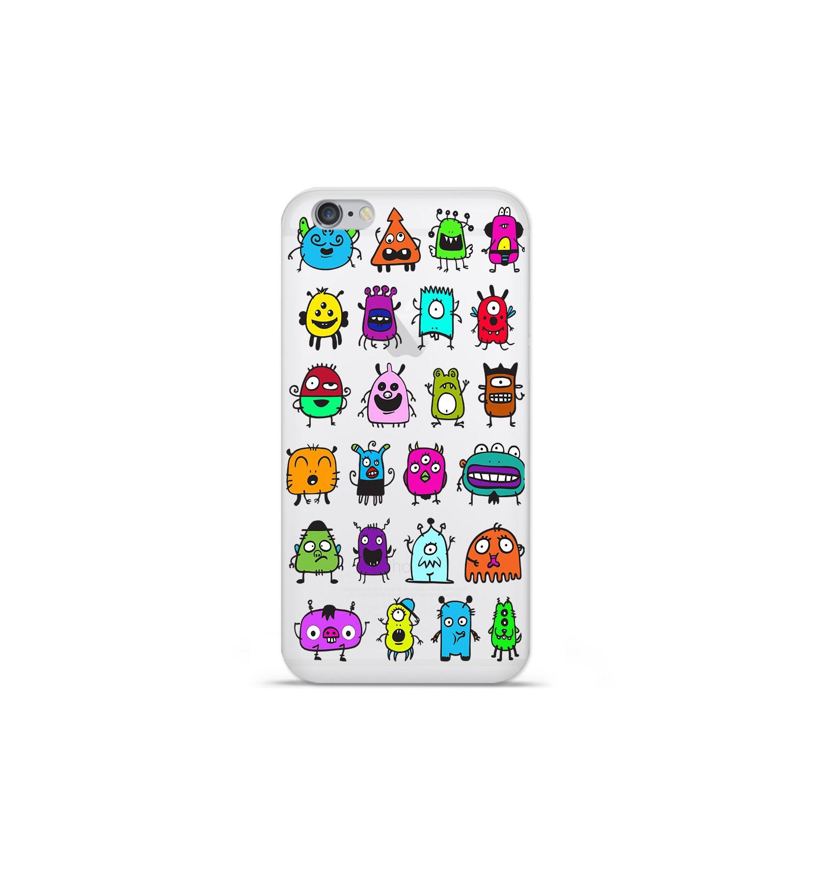 coque iphone 7 plus alien