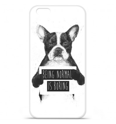 Coque en silicone Apple IPhone 7 Plus - BS Normal boring