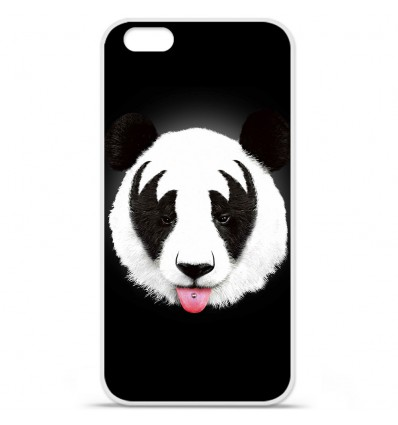 Coque en silicone Apple IPhone 7 Plus - RF Kiss Of Panda