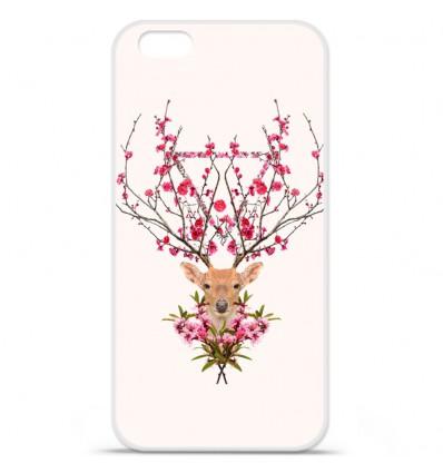 Coque en silicone Apple IPhone 7 Plus - RF Spring deer