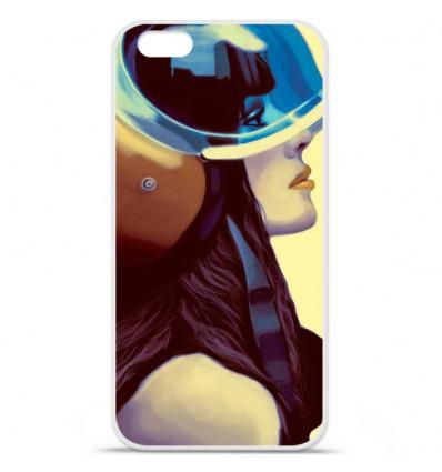 Coque en silicone Apple IPhone 7 Plus - ML Helmetraus