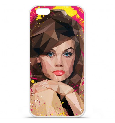 Coque en silicone Apple IPhone 7 Plus - ML Vogue Muse