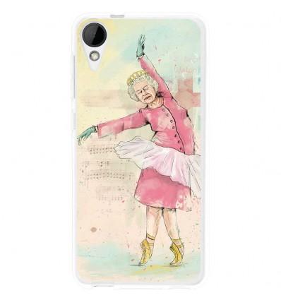 Coque en silicone HTC Desire 825 - BS Dancing Queen
