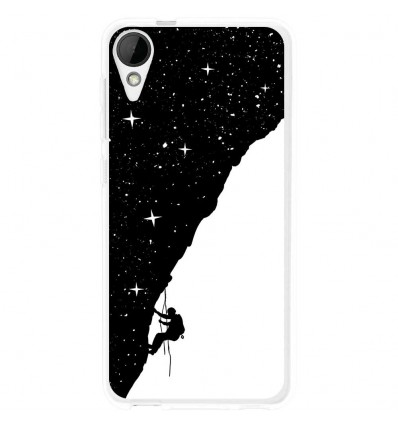 Coque en silicone HTC Desire 825 - BS Nightclimbing