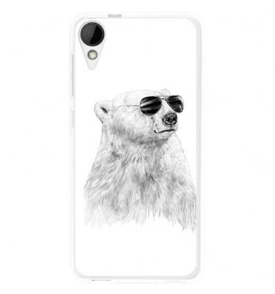 Coque en silicone HTC Desire 825 - BS Sunny bear