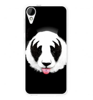 Coque en silicone HTC Desire 825 - RF Kiss Of Panda