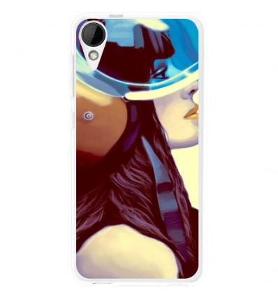 Coque en silicone HTC Desire 825 - Mayka Lenova (Helmetraus)