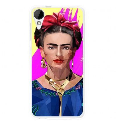 Coque en silicone HTC Desire 825 - ML Modern Frida