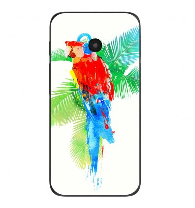 """Coque en silicone Alcatel One Touch Pixi 4 5"""" - RF Tropical party"""