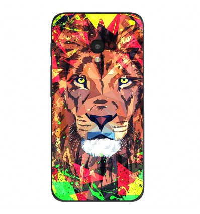 "Coque en silicone Alcatel One Touch Pixi 4 5"" - ML Do you Roar"