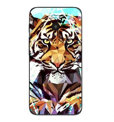 "Coque en silicone Alcatel One Touch Pixi 4 5"" - ML It Tiger"