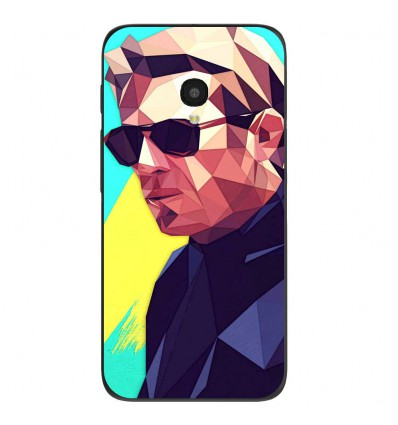 "Coque en silicone Alcatel One Touch Pixi 4 5"" - ML King of Cool"