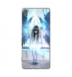 Coque en silicone Sony Xperia XA - Angel