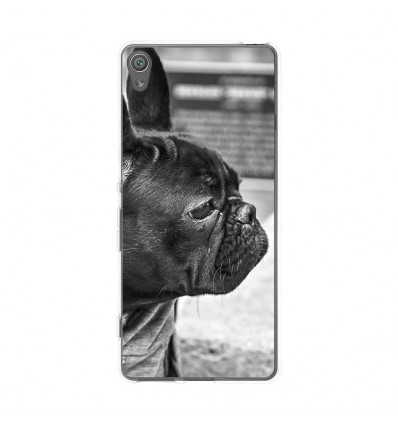 Coque en silicone Sony Xperia XA - Bulldog