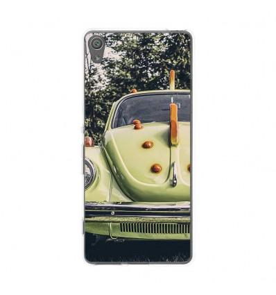 Coque en silicone Sony Xperia XA - Coccinelle