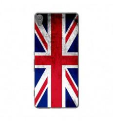 Coque en silicone Sony Xperia XA - Drapeau Angleterre