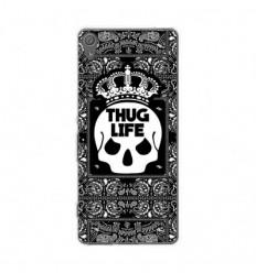 Coque en silicone Sony Xperia XA - Thuglife