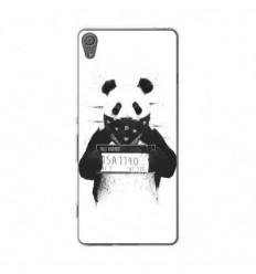 Coque en silicone Sony Xperia XA - BS Bad Panda