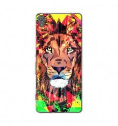 Coque en silicone Sony Xperia XA - ML Do you Roar