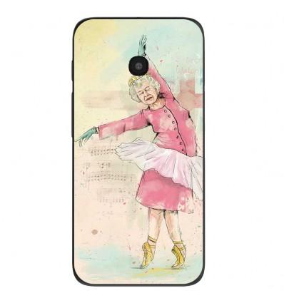 "Coque en silicone Alcatel One Touch Pixi 4 5"" - BS Dancing Queen"