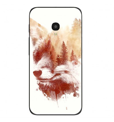"Coque en silicone Alcatel One Touch Pixi 4 5"" - RF Blind Fox"