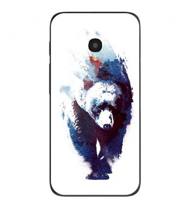 Coque en silicone Alcatel One Touch Pixi 4 - Robert Farkas (Death Run)