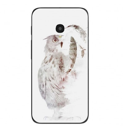 "Coque en silicone Alcatel One Touch Pixi 4 5"" - RF Fade Out"