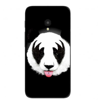 """Coque en silicone Alcatel One Touch Pixi 4 5"""" - RF Kiss Of Panda"""