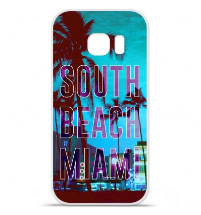 Coque en silicone Huawei Y5 II - South beach miami