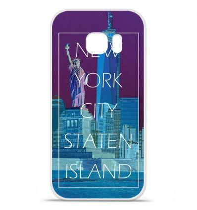 Coque en silicone Huawei Y5 II - New york