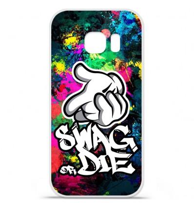 Coque en silicone Huawei Y5 II - Swag or die