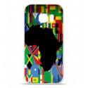 Coque en silicone Huawei Y5 II - Drapeau Afrique