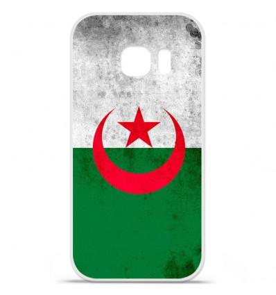 Coque en silicone Huawei Y5 II - Drapeau Algérie