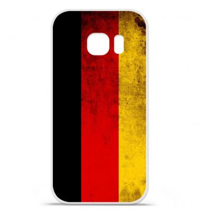 Coque en silicone Huawei Y5 II - Drapeau Allemagne