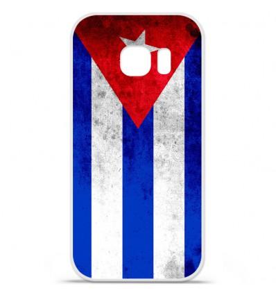 Coque en silicone Huawei Y5 II - Drapeau Cuba