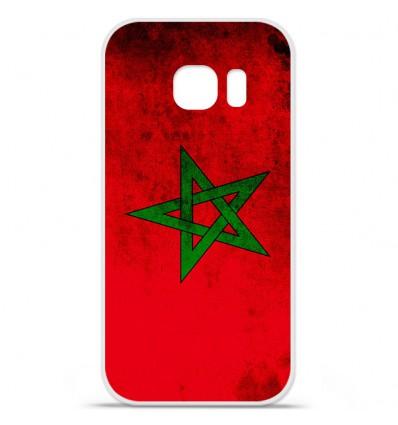 Coque en silicone Huawei Y5 II - Drapeau Maroc
