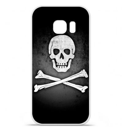 Coque en silicone Huawei Y5 II - Drapeau Pirate
