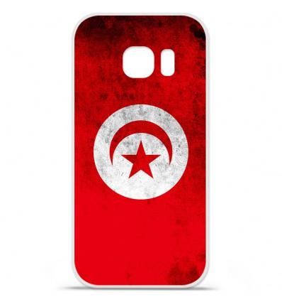 Coque en silicone Huawei Y5 II - Drapeau Tunisie