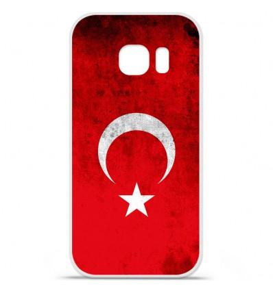 Coque en silicone Huawei Y5 II - Drapeau Turquie