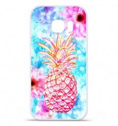 Coque en silicone Huawei Y5 II - Ananas