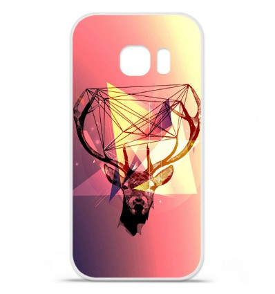 Coque en silicone Huawei Y5 II - Cerf Hipster
