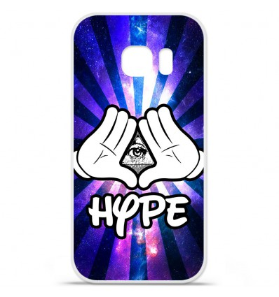 Coque en silicone Huawei Y5 II - Hype illuminaty