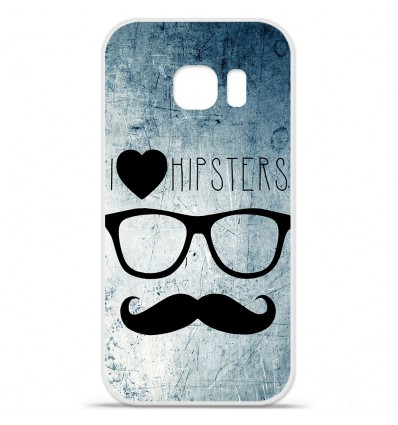 Coque en silicone Huawei Y5 II - I Love Hipster