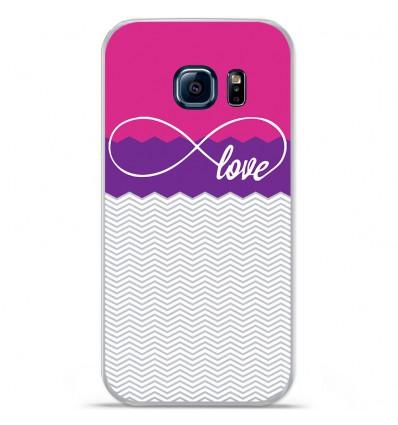 Coque en silicone Huawei Y5 II - Love Rose