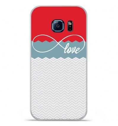Coque en silicone Huawei Y5 II - Love Rouge