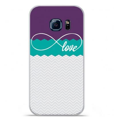 Coque en silicone Huawei Y5 II - Love violet