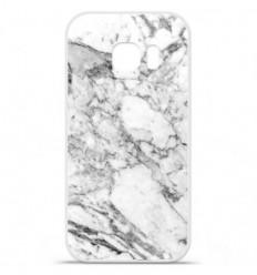 Coque en silicone Huawei Y5 II - Marbre Blanc