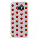 Coque en silicone Huawei Y5 II - Pommes Gris