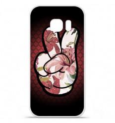 Coque en silicone Huawei Y5 II - Swag Hand Couleur