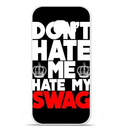 Coque en silicone Huawei Y5 II - Swag Hate